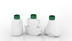 Herbicides Container